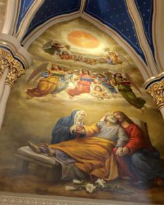 St. Joseph, Basilica of Sacred Heart, Notre Dame