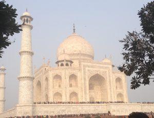 Taj Mahal, St. Joseph Discernment House