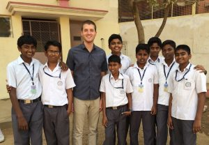 Center for Global Perspectives sponsored trip to India and Holy Cross ministries